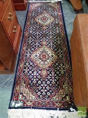Sale 8480 - Lot 1054 - Brand New Indian Tabriz Runner (180 x 60cm)