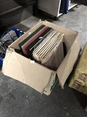 Sale 8819 - Lot 2327 - Box of Records