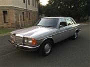 Sale 8520V - Lot 5009 - Mercedes-Benz 280E Sedan, 156,340km                                                        Year: 1982...