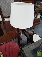 Sale 8554 - Lot 1078 - Venetian Style Standard Lamp