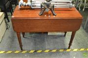 Sale 8440 - Lot 1076 - Victorian Mahogany Pembroke Table