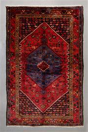 Sale 8472C - Lot 2 - Persian Hamadan 205cm x 136cm