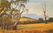 Sale 8675 - Lot 577 - Henry Dunne (1931 - ) - Albion Park near Wollongong, 1970 42 x 67.5cm