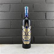 Sale 8950 - Lot 26 - 1x Tequila Blue Reposado Mexican Tequila - 100% de Agave, 38% ABV