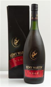 Sale 9066H - Lot 147 - Remy Martin Cognac in box.