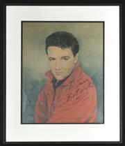 Sale 8635A - Lot 5001 - Elvis Presley