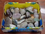 Sale 8826 - Lot 1019 - Box of Crystal