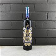 Sale 8950 - Lot 27 - 1x Tequila Blue Reposado Mexican Tequila - 100% de Agave, 38% ABV