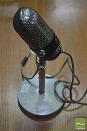 Sale 8326 - Lot 1030 - Aiwa Microphone