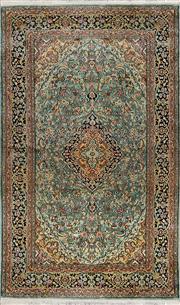 Sale 8390C - Lot 61 - Kashmiri Silk 212cm x 119cm