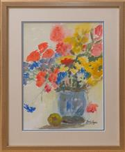 Sale 8375A - Lot 86 - Judy Joyce	 - Colourful Collection I 2009 36 x 27 cm