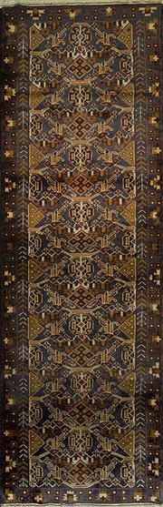 Sale 8390C - Lot 62 - Persian Baluchi 300cm x 80cm