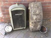Sale 8590A - Lot 3 - A 1924 - 1928 Amilcar C4 Restoration Project