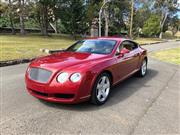 Sale 8607V - Lot 1 - Bentley Continental GT Coupe                                        Year: 2004 ...