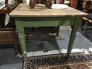 Sale 8795 - Lot 1056 - Rustic Timber Occasional Table