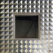 Sale 8971 - Lot 1067 - Modern Mirror (90 x 90cm)