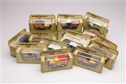 Sale 9052 - Lot 52 - Large Collection of models of yesteryear die cast models