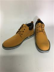 Sale 8288B - Lot 23 - Marco Gianni, Lane Mens Boots In Yellow, Size 44, RRP $110, Some Damage To Box