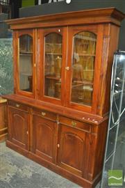 Sale 8412 - Lot 1008 - Large Reproduction Bookcase