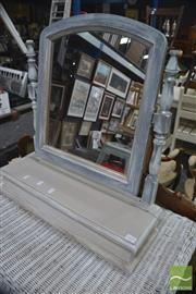 Sale 8431 - Lot 1070 - Toilet Mirror