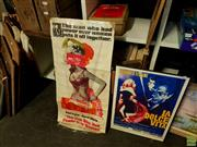 Sale 8627 - Lot 2094 - 3  Movie Poster Works incl La Dolce Vita, The Man Who Had Power over Women & Ladri di Biciclette (2 on Board Backing)