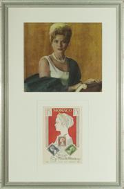Sale 8635A - Lot 5020 - Grace Kelly (Monaco)