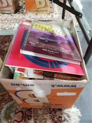 Sale 8822B - Lot 867 - Box of Travel Ephemera incl. Books, Maps etc