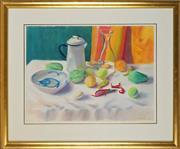 Sale 8901A - Lot 5065 - Alex Butler - Still Life, 1989 56 x 76 cm