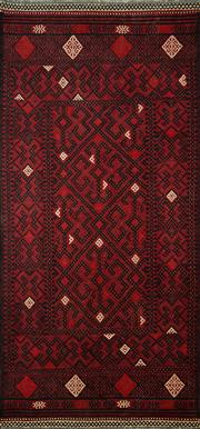 Sale 8406C - Lot 2 - Persian Somak 207cm x 127cm