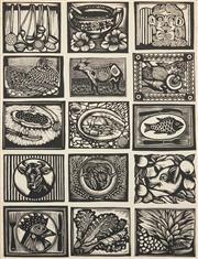 Sale 8492A - Lot 5080 - Bruce Goold (1948 - ) - The Patric Juliet Cookbook, 1984 72 x 53cm