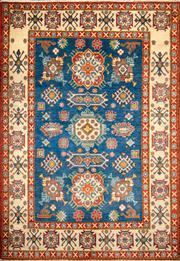 Sale 8307A - Lot 53 - Afghan kazak 248cm x 170cm RRP $2000