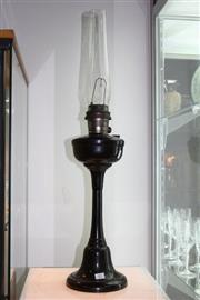 Sale 8322 - Lot 92 - Aladdin Bakelite Kerosene Lamp