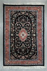 Sale 8472C - Lot 4 - Persian Tabriz 140cm x 93cm