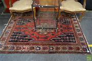 Sale 8480 - Lot 1178 - Brown Tone Persian Rug