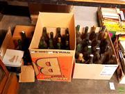 Sale 8582 - Lot 2330 - Assortment of Vintage Wine (43 bottles)
