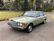 Sale 8607V - Lot 2 - Mercedes-Benz 280E Sedan                                           Year: 1983 ...