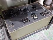 Sale 8809B - Lot 677 - Null Voltage Test Set made in USA by Western Electric and Leeds & Northrup co. Philadelphia, in metal green army style box with deli...