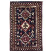 Sale 8918C - Lot 17 - Persian Qashgai, 115x175cm, Handspun Wool