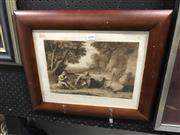 Sale 9045 - Lot 2096 - Claude de Loraine Etching
