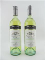 Sale 8454W - Lot 24 - 2x 2008 Angoves Brightlands SSB, Limestone Coast