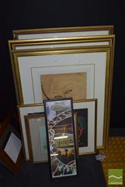 Sale 8506 - Lot 2074 - Collection of Prints & Artworks Various Sizes