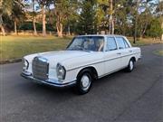 Sale 8607V - Lot 3 - Mercedes-Benz 280S Sedan                                             Year: 1972 ...