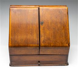 Sale 9211 - Lot 62 - Victorian Compendium (H:35cm W:39cm D:22cm)