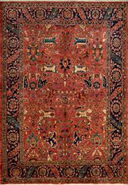 Sale 8307A - Lot 54 - Afghan Chobi 214cm x 150cm RRP $2000