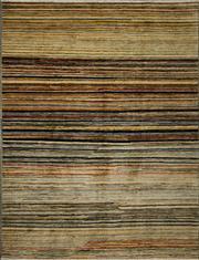 Sale 8424C - Lot 37 - Afghan Stripi Chobi 200cm x 150cm