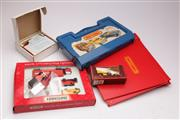 Sale 9052 - Lot 354 - Collection of models of yesteryear cars and others