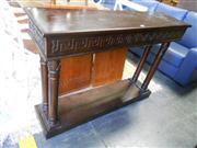 Sale 7943A - Lot 1525 - Mahogany Hall Stand