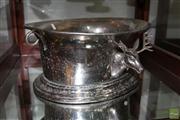 Sale 8288 - Lot 89 - Stag Head Ice Bucket
