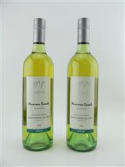 Sale 8454W - Lot 25 - 2x 2008 Minnow Creek The Silver Minnow Sauvignon Blanc, Fleurieu