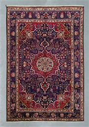 Sale 8472C - Lot 7 - Persian Kashan 300cm x 210cm